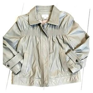 Loft Leather Jacket